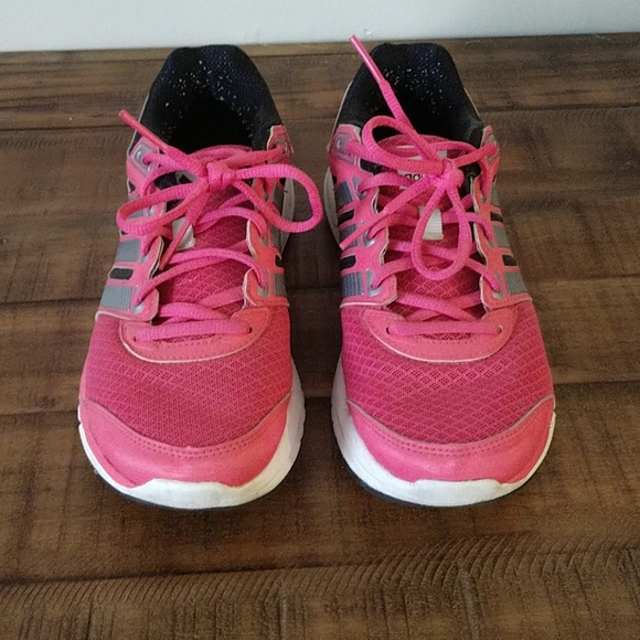 5c5e306f9990 adidas Shoes - Adidas Hot Pink Sneakers Size 9